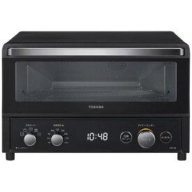 東芝 TOSHIBA コンベクションオーブントースター ブラック HTR-R8-K