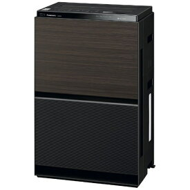 パナソニック Panasonic 「ナノイーX48兆」搭載 加湿空気清浄機 木目調 F-VXU90-TM [適用畳数:40畳 /最大適用畳数(加湿):24畳 /PM2.5対応]【rb_air_cpn】