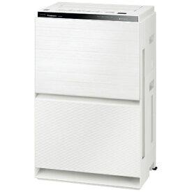 パナソニック Panasonic 「ナノイーX48兆」搭載 加湿空気清浄機 ホワイト F-VXU90-W [適用畳数:40畳 /最大適用畳数(加湿):24畳 /PM2.5対応]【rb_air_cpn】
