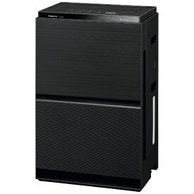 パナソニック Panasonic 「ナノイーX9.6兆」搭載 加湿空気清浄機 ブラック F-VC70XU-K [適用畳数:31畳 /最大適用畳数(加湿):19畳 /PM2.5対応]【rb_air_cpn】
