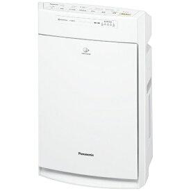 パナソニック Panasonic 加湿空気清浄機 ホワイト F-VC55XU-W [適用畳数:25畳 /最大適用畳数(加湿):14畳 /PM2.5対応]【rb_air_cpn】