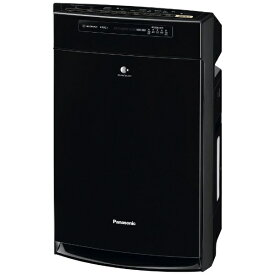 パナソニック Panasonic 加湿空気清浄機 ブラック F-VC55XU-K [適用畳数:25畳 /最大適用畳数(加湿):14畳 /PM2.5対応]【rb_air_cpn】