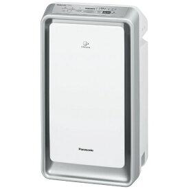 パナソニック Panasonic 加湿空気清浄機 シルバー F-VXU40-S [適用畳数:18畳 /最大適用畳数(加湿):10畳]【rb_air_cpn】