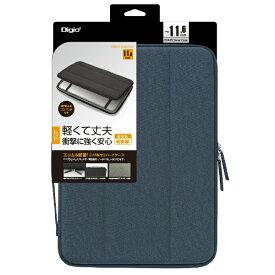ナカバヤシ Nakabayashi ノートパソコン対応[〜11.6インチ] EVA製セミハードケース ブルー SZC-FC112101BL