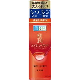 ロート製薬 ROHTO 肌ラボ 極潤 薬用ハリ化粧水 170ml