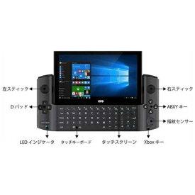 GPD ジーピーディー ゲーミングノートパソコン WIN 3(1135G7 Black) ブラック [5.5型 /intel Core i5 /メモリ:16GB /SSD:1TB /2021年7月モデル]