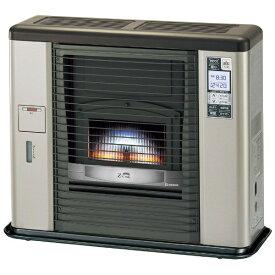 サンポット FF式輻射床暖ストーブ サンポット シェルブロンド UFH-703RXA