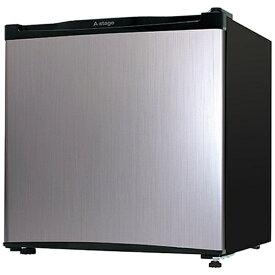 A-Stage エーステージ 冷蔵庫 AS-R46SL-100 [1ドア /右開き/右開きタイプ /46L]《基本設置料金セット》