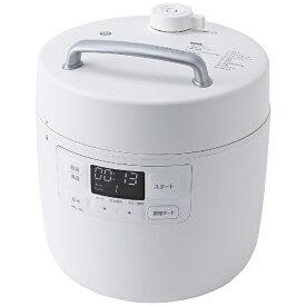 siroca シロカ 電気圧力鍋 おうちシェフ ホワイト SP-2DF231W【rb_cooking_cpn】