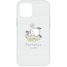 【2021年9月】 グルマンディーズ gourmandise サンリオキャラクターズ iPhone 13 対応 6.1inch 2眼 ソフトケース ポチャッコ ポチャッコ SANG-144PC