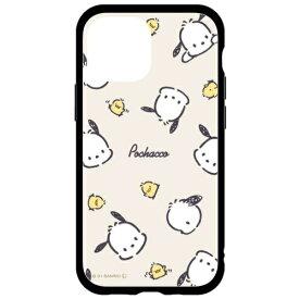 グルマンディーズ gourmandise サンリオキャラクターズ IIIIfit iPhone 13 mini対応 5.4 inch ケース ポチャッコ ポチャッコ SANG-146PC
