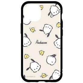 グルマンディーズ gourmandise サンリオキャラクターズ IIIIfit iPhone 13 対応 6.1inch 2眼 ケース ポチャッコ ポチャッコ SANG-147PC