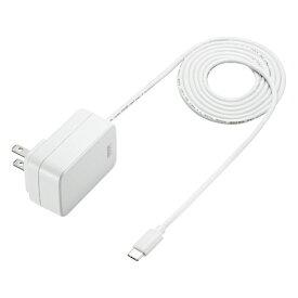 サンワサプライ SANWA SUPPLY USB PD対応AC充電器(USB Type Cケーブル一体型・18W) ACA-PD82W [USB Power Delivery対応]