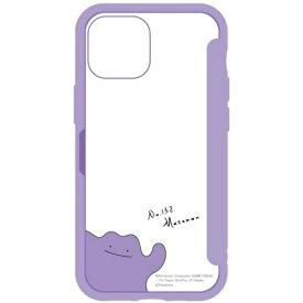 グルマンディーズ gourmandise ポケットモンスター SHOWCASE+ iPhone 13 mini対応 5.4 inch ケース メタモン メタモン POKE-731B