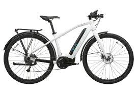 パナソニック Panasonic 700×50C型 電動アシスト自転車 XU1(シャインパールホワイト/外装9段シフト)BE-EXU244F【2021年 東京2020オリンピック公式モデル】 【代金引換配送不可】