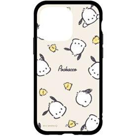 グルマンディーズ gourmandise サンリオキャラクターズ IIIIfit iPhone 13 Pro 対応 6.1inch 3眼 ケース ポチャッコ ポチャッコ SANG-148PC