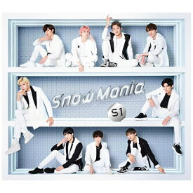 エイベックス・エンタテインメント Avex Entertainment Snow Man/ Snow Mania S1 初回盤A(Blu-ray Disc付)【CD】 【代金引換配送不可】