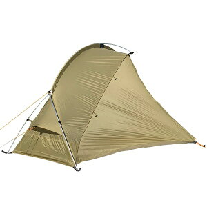 FUREFOX(フューチャーフォックス) オールインワンテント ソロテント(テント+寝袋+エアマット/カーキ)
