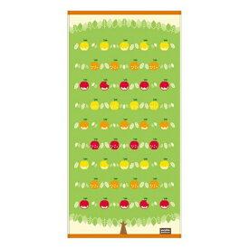 丸眞 Marushin フルーツパターン(バスタオル/約60×120cm)