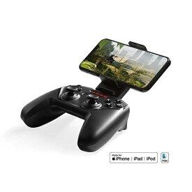 SteelSeries スティールシリーズ ゲームパッド Nimbus+ with AppleArcade 69090 [Bluetooth /Mac OS・iOS /11ボタン]