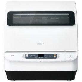 AQUA アクア 食器洗い機(送風乾燥機能付き) ホワイト ADW-S3-W [4人用]
