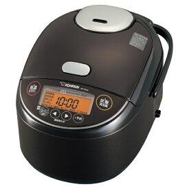 象印マホービン ZOJIRUSHI 炊飯器 極め炊き ダークブラウン NP-ZW18 [1升 /圧力IH]