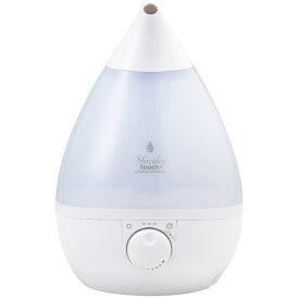 アピックス APIX 超音波式アロマ加湿器 SHIZUKU touch+ FSWD2201-WH [超音波式]【rb_warm_cpn】