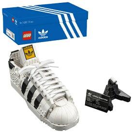 レゴジャパン LEGO 10282 アディダス オリジナルス スーパースター