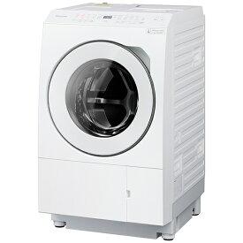 パナソニック Panasonic ドラム式洗濯乾燥機 LXシリーズ マットホワイト NA-LX113AL-W [洗濯11.0kg /乾燥6.0kg /ヒートポンプ乾燥 /左開き]【2111_rs】