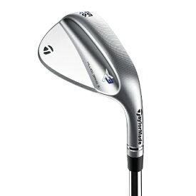 テーラーメイドゴルフ Taylor Made Golf ウェッジ MG3(MILLED GRIND3) クローム ウェッジ 58 SB《N.S.PRO MODUS3 TOUR 105 スチールシャフト》S