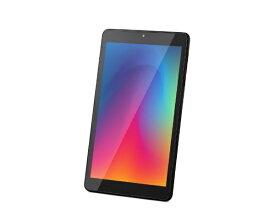 アイリスオーヤマ IRIS OHYAMA TE081N1-B Androidタブレット LUCA ブラック [8型 /Wi-Fiモデル /ストレージ:32GB]