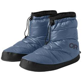 OUTDOORRESEARCH ウィメンズ ツンドラ エアロジェル ブーティ Womens Tundra Aerogel Booties(Mサイズ:20.3〜22.8cm/プルシアンブルー)19842970
