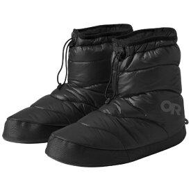 OUTDOORRESEARCH メンズ ツンドラ エアロジェル ブーティ Mens Tundra Aerogel Booties(Mサイズ:25.4〜27.9cm/ブラック)19842969
