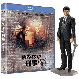 【2022年09月14日発売】 東映ビデオ Toei video あぶない刑事 Blu-ray BOX VOL.1 タカフィギュア付き 完全予約限定生産【ブルーレイ】 【代金引換配送不可】