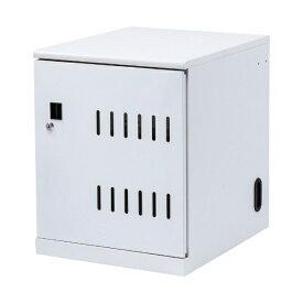 サンワサプライ SANWA SUPPLY タブレット保管庫 10台収納 [W441xD519xH553mm] ホワイト CAI-CAB109