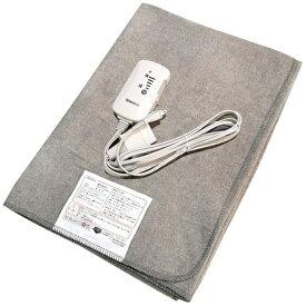 【2021年09月28日発売】 MORITA モリタ 電気敷毛布 ライトブラウン MTAS140KS [シングルサイズ /敷毛布]