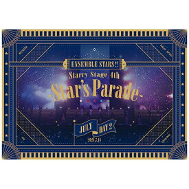 【2022年05月25日発売】 フロンティアワークス Frontier Works あんさんぶるスターズ!! Starry Stage 4th -Star's Parade- July Day2盤【DVD】 【代金引換配送不可】