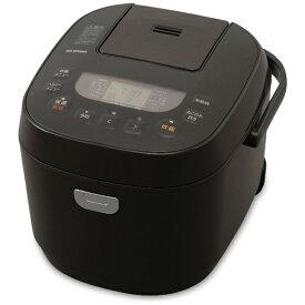 アイリスオーヤマ IRIS OHYAMA 炊飯器 ブラウン KRC-ME10-T [1升 /マイコン]