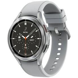 GALAXY ギャラクシー SAMSUNG サムスン SM-R890NZSAXJP スマートウォッチ Galaxy Watch4 Classic 46mm シルバー