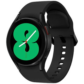 GALAXY ギャラクシー SAMSUNG サムスン SM-R860NZKAXJP スマートウォッチ Galaxy Watch4 40mm ブラック