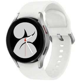 GALAXY ギャラクシー SAMSUNG サムスン SM-R860NZSAXJP スマートウォッチ Galaxy Watch4 40mm シルバー