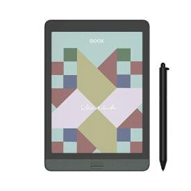 BOOX ブークス Androidタブレット Nova3 Color ブラック [7.8型 /Wi-Fiモデル /ストレージ:32GB]