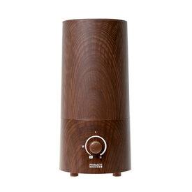 【2021年9月】 Life on Products ライフオンプロダクツ アロマ超音波式加湿器 wood PRISMATE メイプルウッド PR-HF067-MP [超音波式]