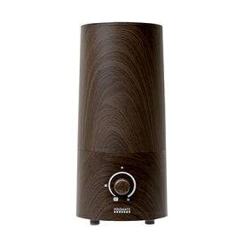 【2021年9月】 Life on Products ライフオンプロダクツ アロマ超音波式加湿器 wood PRISMATE ウォールナット PR-HF067-WN [超音波式]