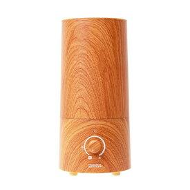 【2021年9月】 Life on Products ライフオンプロダクツ アロマ超音波式加湿器 wood PRISMATE オールドプレーン PR-HF067-OP [超音波式]