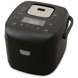 アイリスオーヤマ IRIS OHYAMA 炊飯器 ブラウン KRC-PD10-T [1升 /圧力IH]