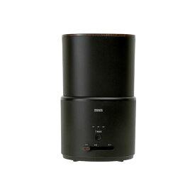 【2021年9月】 Life on Products ライフオンプロダクツ 上部給水超音式波加湿器 PRISMATE ブラック PR-HF064-BK