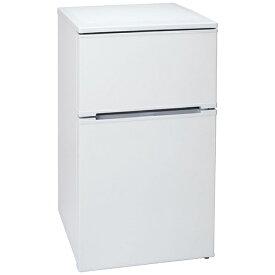 アビテラックス Abitelax 冷蔵庫 ホワイト AR951 [2ドア /右開きタイプ /90L]《基本設置料金セット》