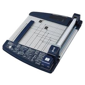 コクヨ KOKUYO ペーパーカッター本体 A4 ロータリー式 60枚切り チタン加工刃 DN-TR603