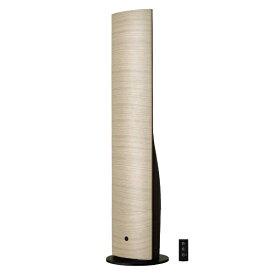 ドウシシャ DOSHISHA タワー型 ハイブリッド加湿器 ナチュラルウッド DKHW-3521-NWD [ハイブリッド(加熱+超音波)式]【rb_warm_cpn】